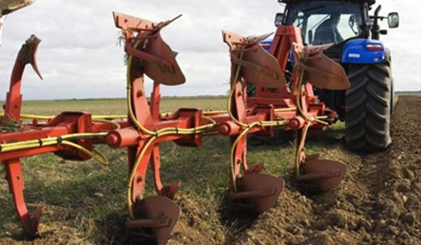 capacité de traction des pneus agricoles