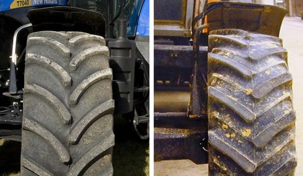 meilleur pneu agraire = 4000€ d'économies/an