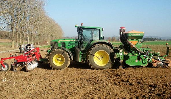 économiser vos pneus agricoles répartissez les masses