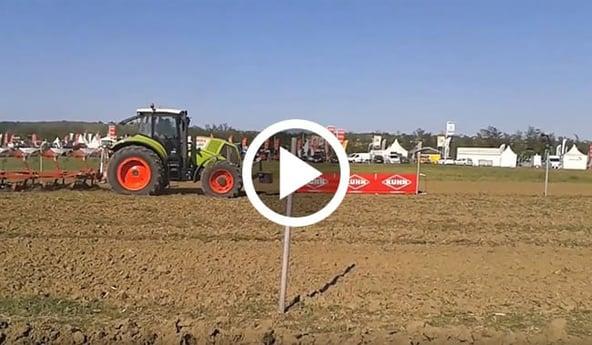 Essai de conduite 1 - Pneu agricole VT-TRACTOR Bridgestone