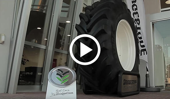 Launch of VT-TRACTOR agricultural tyre