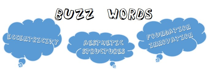 Buzz Words from ETS Structure Conference