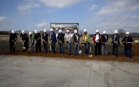 044-New Fire Station Breaks Ground in Trinity Falls