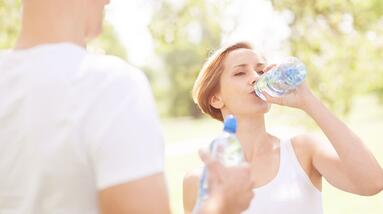 Benefits of Water for Dental Health