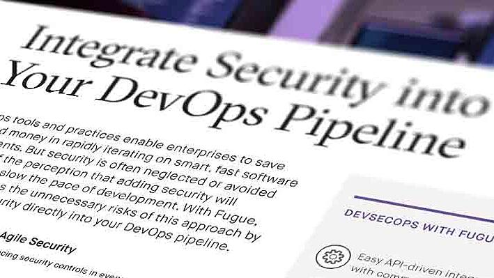 Integrate Security into Your DevOps Pipeline