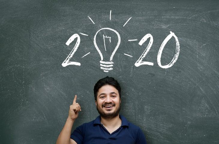 New Year, New Ideas