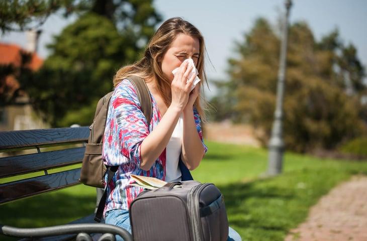 Avoid the Traveler Flu