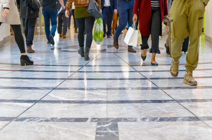 Extending the Life of High-Traffic Floors