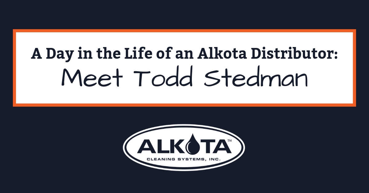Copy of A Day in the Life of An Alkota Distributor