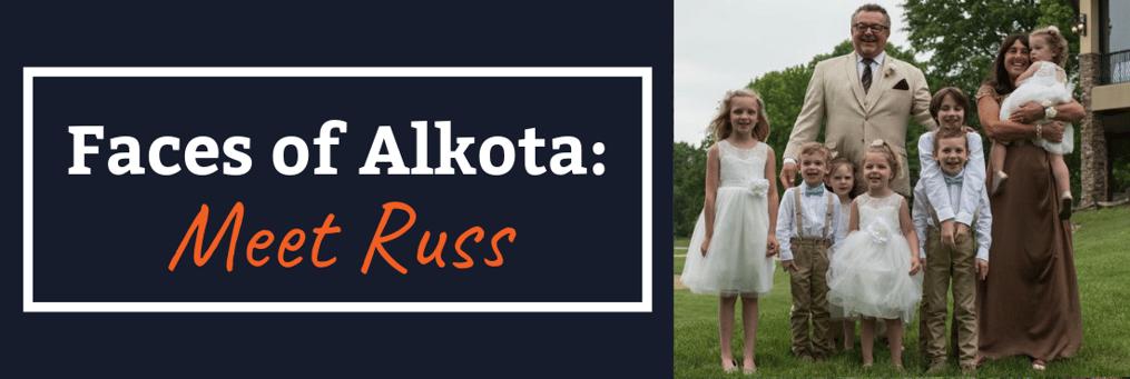 Faces of Alkota Russ Hess
