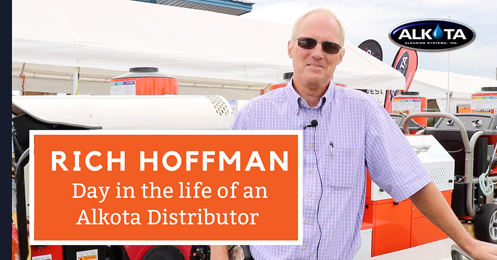Rich Hoffman Alkota Distributor