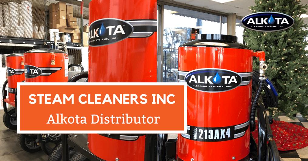 Steam Cleaners Inc Alkota Distributor