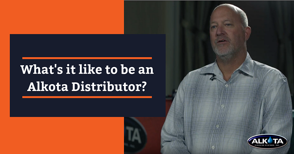 What's it like to be an Alkota Distributor - FB