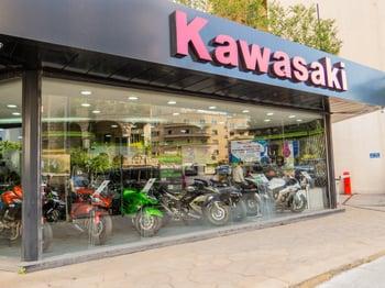 ศูนย์ Kawasaki 1