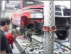 Frame And Unibody Straightening From Addison Auto In