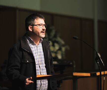 Meet Tim MacBride: Morling's Head of Bible and Theology