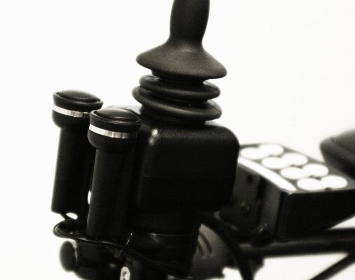 Power Wheelchair Controls – Proportional vs Non-Proportional