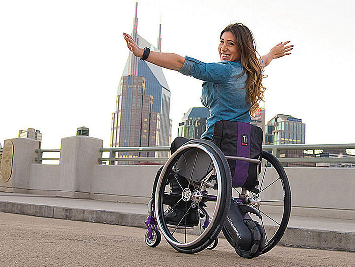 Power Assist Wheelchair Options