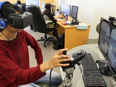 Gaming Technology for Wheelchair Skills Training