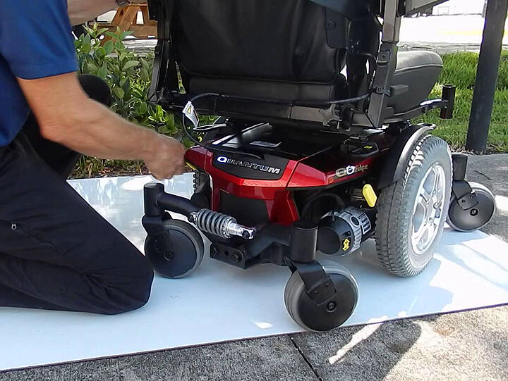 Battery Maintenance for Power Chairs