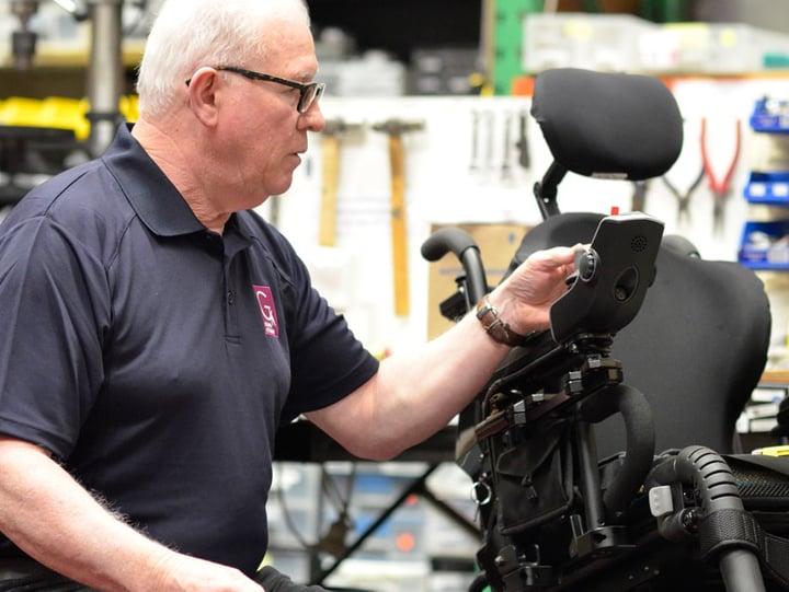Programming Power Wheelchairs