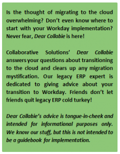 Dear Collabie: Perplexed about Process