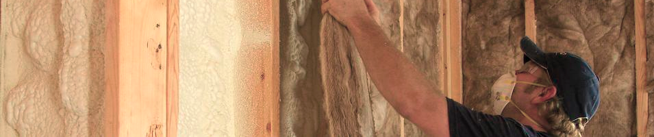 Stay warm in winter and cool in summer with insulation