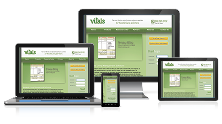 Vitals on any device, anywhere