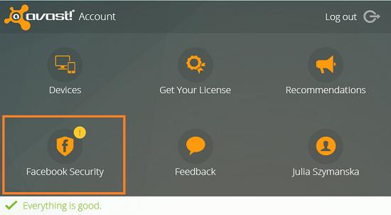 avast online security (beta)