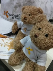 Everyone wants an avast! Teddy bear