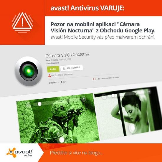 avast free google play