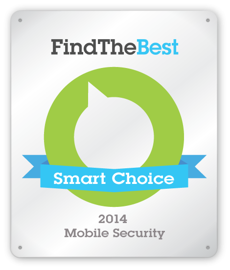 findthebestmobile security award