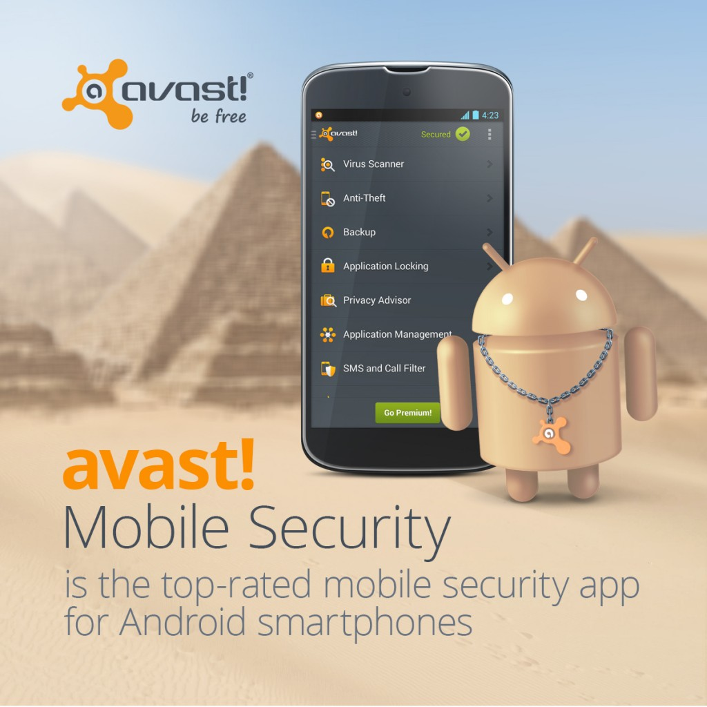 avast mobile security keeps stopping