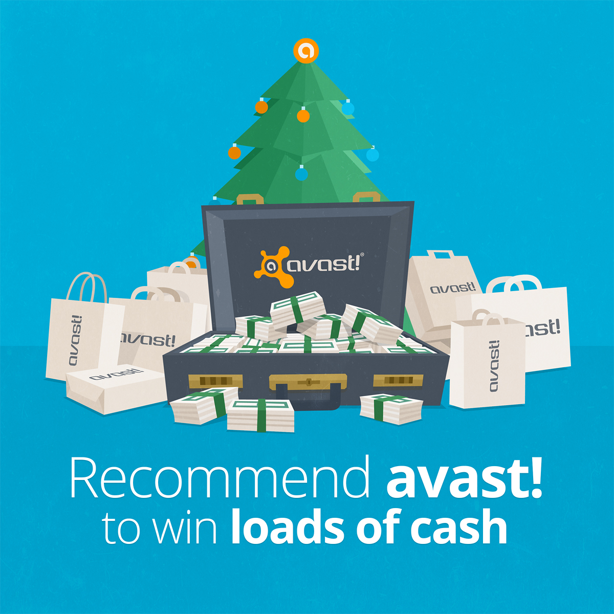 Give the gift that protects all year and win loads of cash!