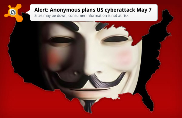 anonymous OpUSA
