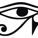 """The all-seeing eye of Horus"""