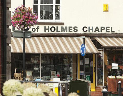 New developments coming soon in Holmes Chapel and Wistaston