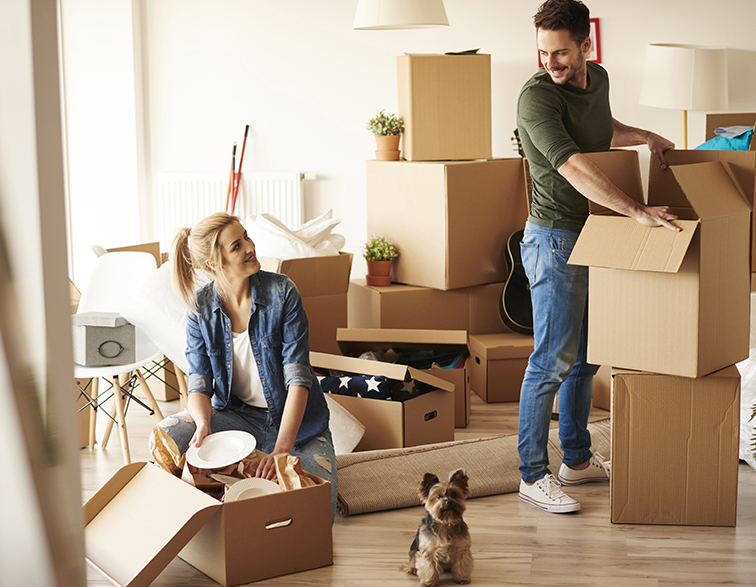 Toptips for a stress-free move