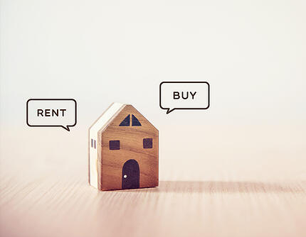 Rent to own versus buying