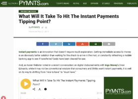 PYMNTS article on daily pay benefits