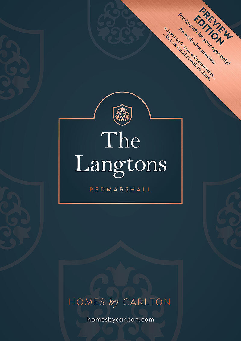 Brochure - The langtons v1