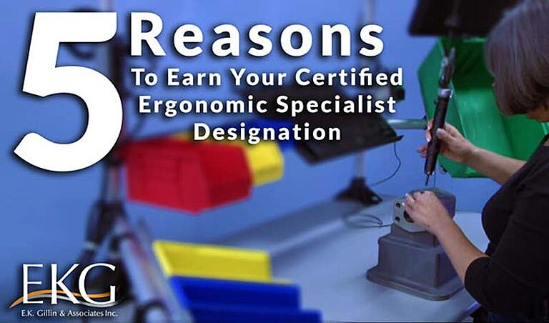 5 Reasons to Earn Your CES Designation