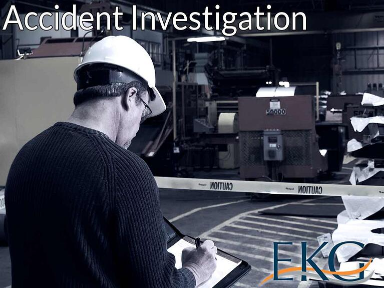 Keys to Incident Response - Accident Investigation