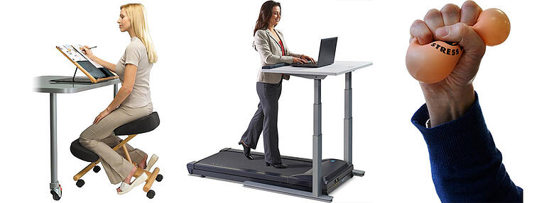 Top 3 Modern Office Ergonomics Trends & Gimmicks