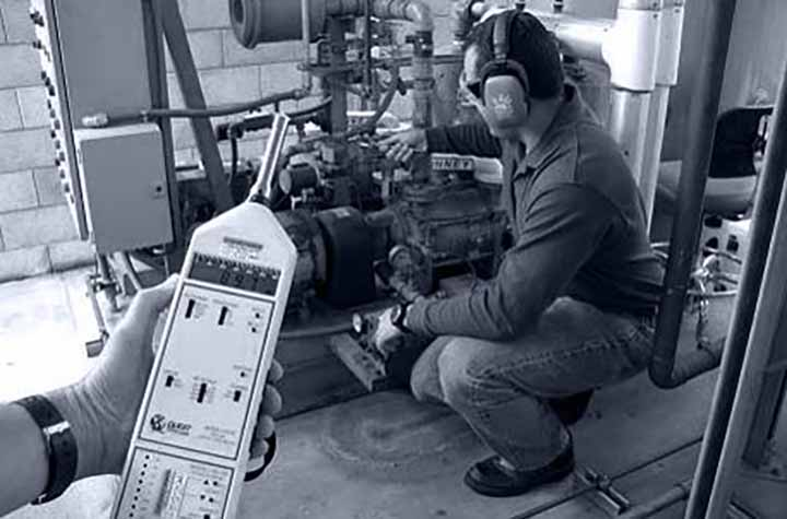 Noise Assessment for Industrial Manufacturing