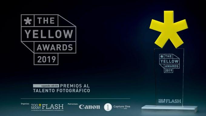 the yellow awards premio fotografia