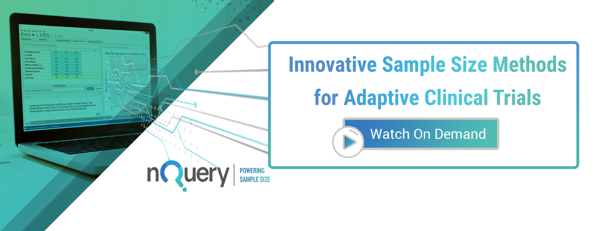 Innovative-Sample-Size-Methods-for-Adaptive-Clinical-Trials-Watch-on-Demand-nQuery-1