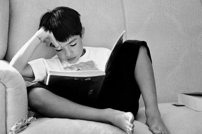 Hvis ansvar er det at dit barn bliver en dygtig læser?