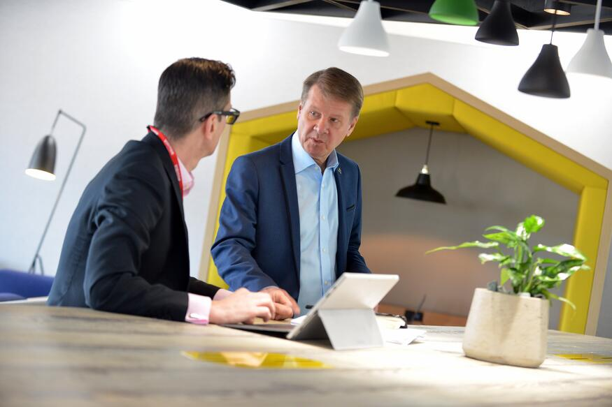 6 Ways an Agile Team Workspace Improves Performance