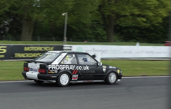 A Day in the sun at Oulton Park
